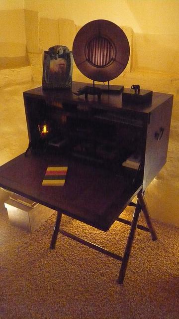 Early American Desk-Bureau