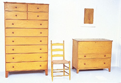 shaker style furniture guides