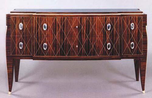 Beautiful Art Deco Style Cabinet