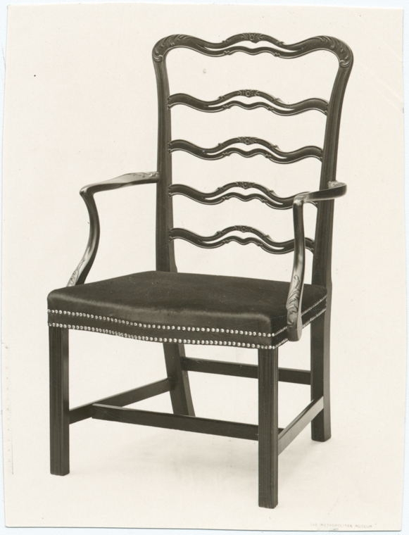 Colonial Style Chair