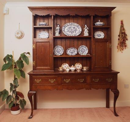 Georgian Style Dresser