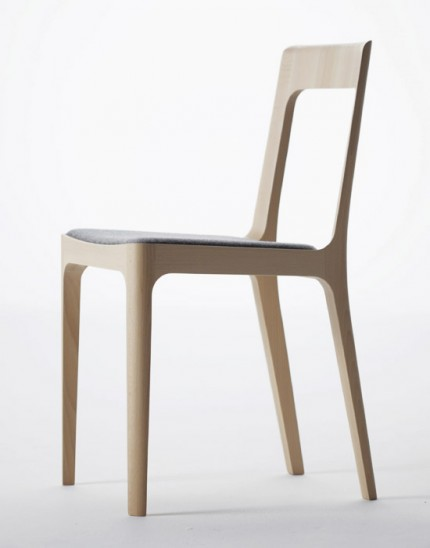 Naoto Fukasawa Beech Chair