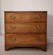 Solid Apple Wood Dresser