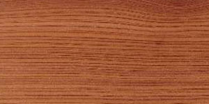 Sample of furniture grade Cedar wood.