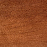 Sample of stained Cherry wood.