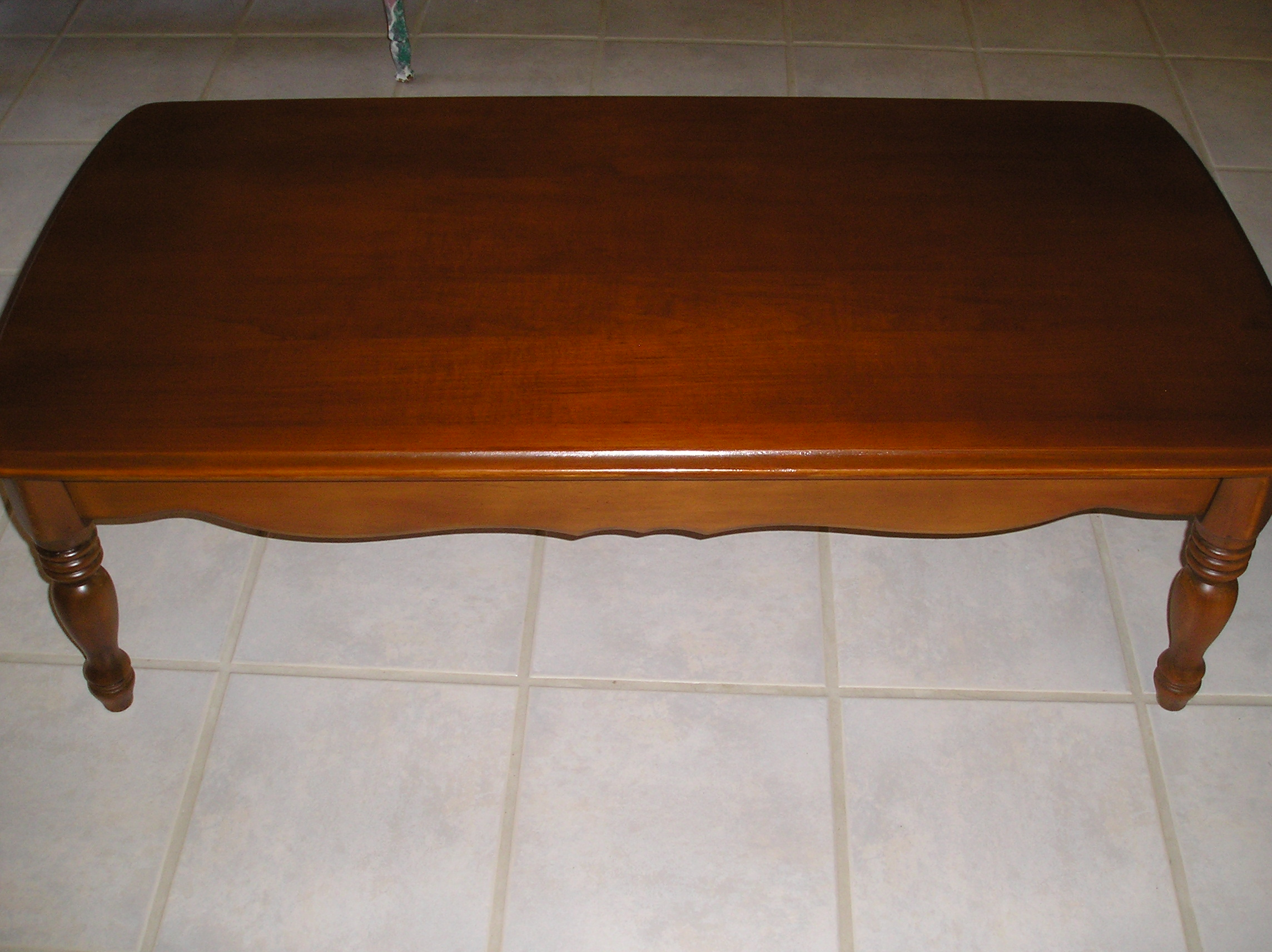 Refinishing A Coffee Table Furniture Refinishing Guide