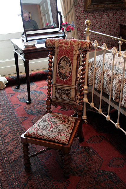 JACOBEAN CHAIR