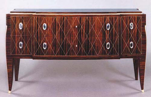 Beautiful Art Deco Style Cabinet