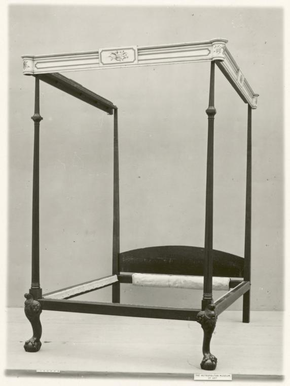 Colonial Style Bed Frame