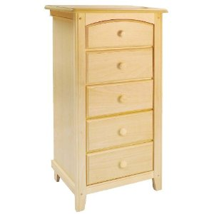 Solid Basswood Dresser